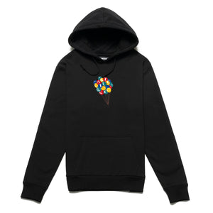 NYC Balloon boy hoodie_Black