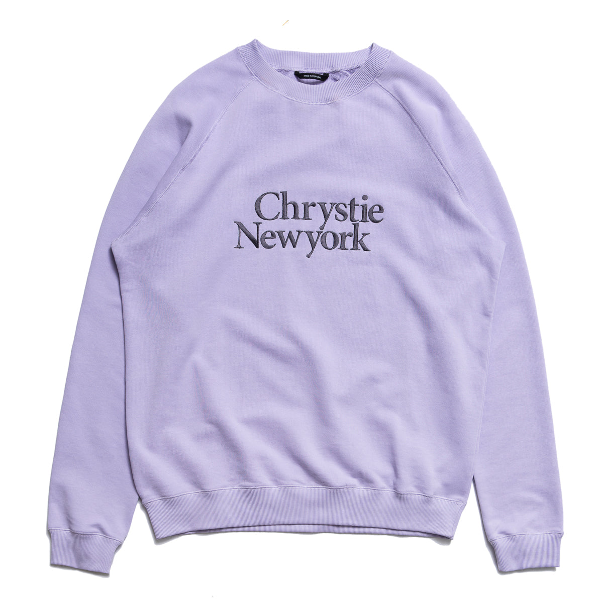 Load image into Gallery viewer, Chrystie Big Classic Logo Crewnecks