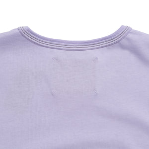 Chrystie Small Classic Logo T-Shirts_Blue