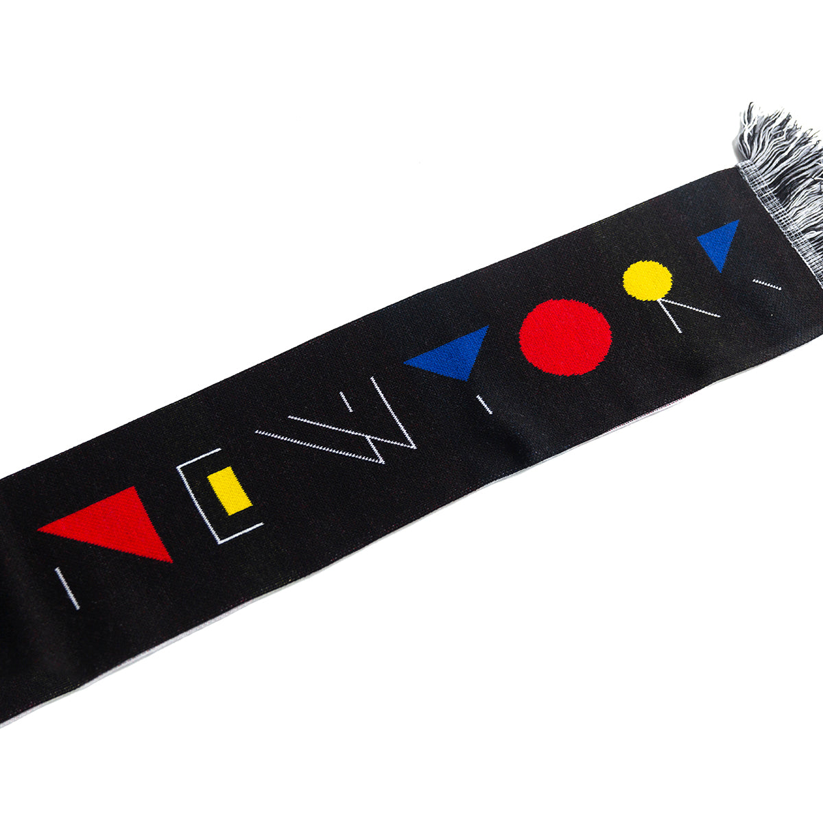 Load image into Gallery viewer, Chrystie De Stijl logo scarf