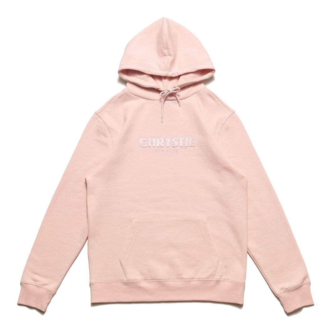 Chrystie OG Logo Embroidered Hoodies