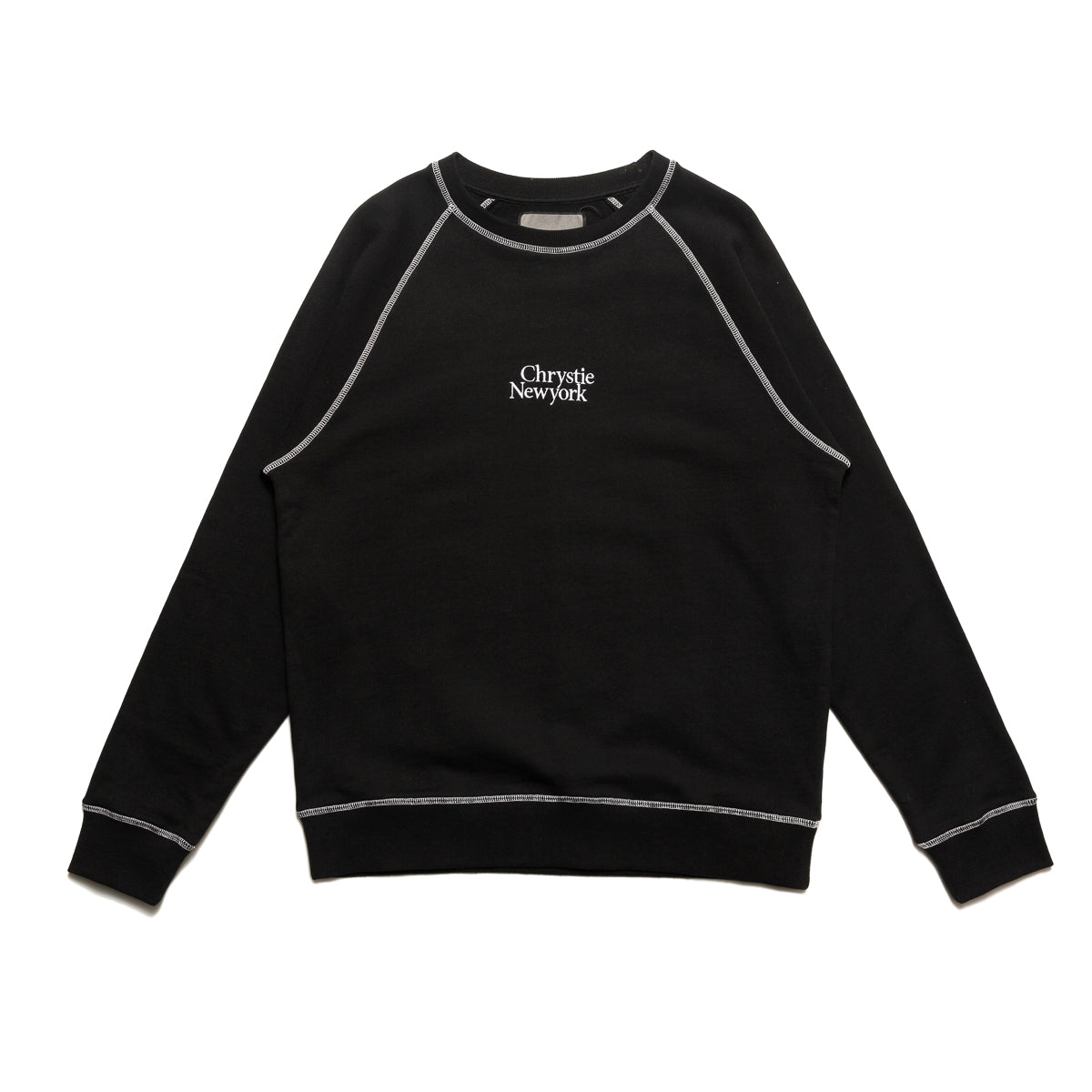 Load image into Gallery viewer, Chrystie Small Classic Logo Crewnecks
