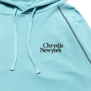 Chrystie Small Classic Logo Hoodies