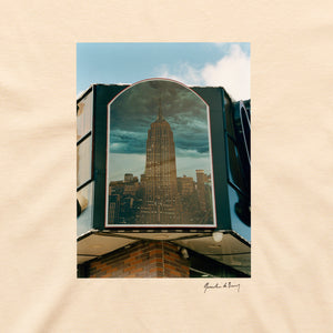 Quentin De Briey photo pullover sweater _ Empire State Building