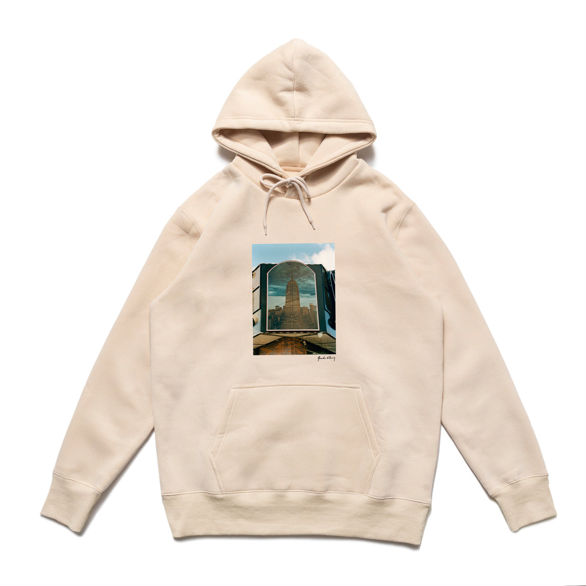 Load image into Gallery viewer, Quentin De Briey photo pullover sweater _ Empire State Building