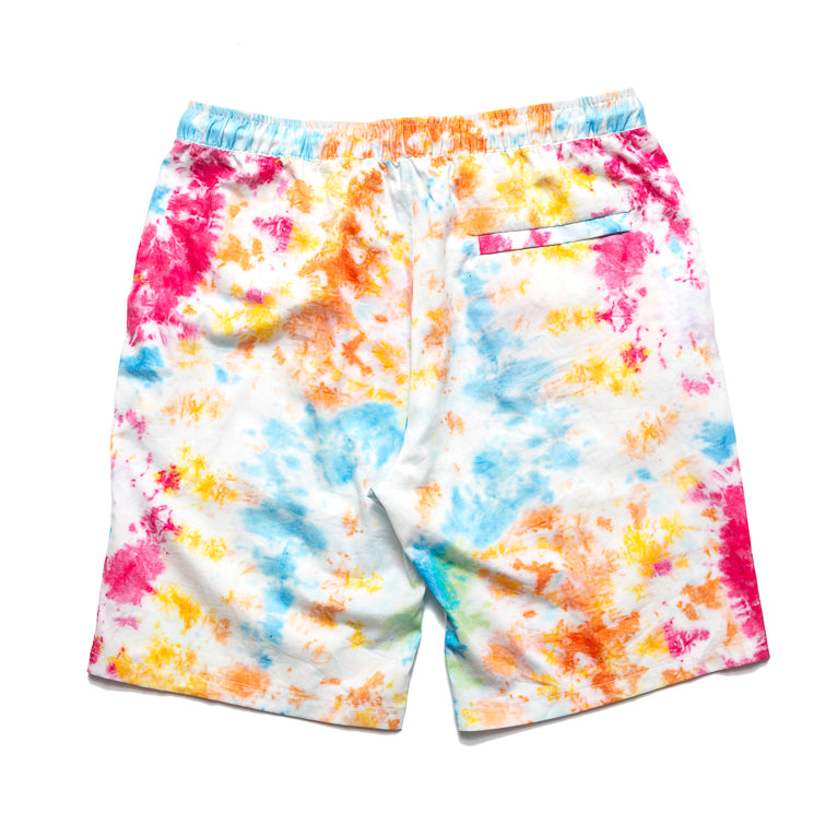 Load image into Gallery viewer, Tie-dye short pants