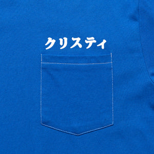 JPN Logo pocket T-shirt