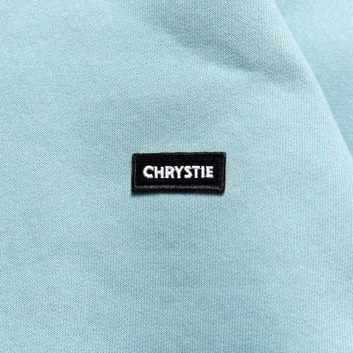 Load image into Gallery viewer, Small OG patch logo Hoodie_Stone Blue