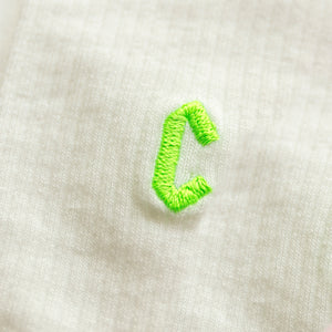 Chrystie C Logo Socks