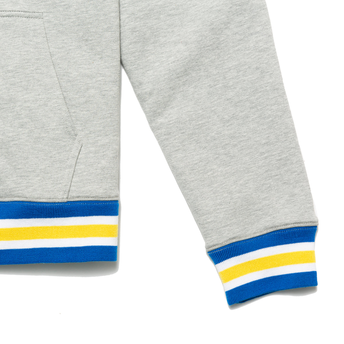 Load image into Gallery viewer, Varsity logo crewneck sweater_Ash Grey