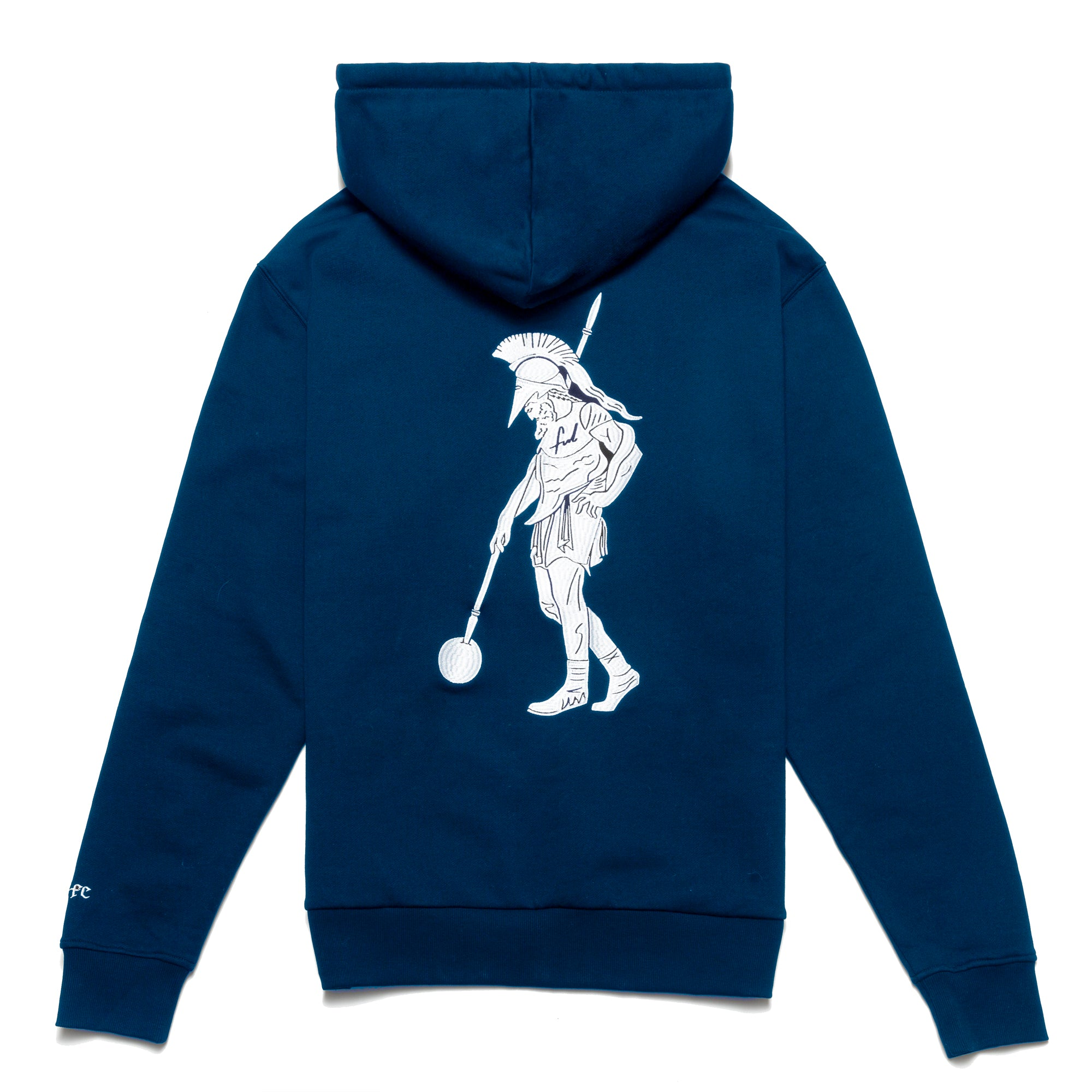 Load image into Gallery viewer, SWFC FNL Warrior Hoodie / Navy
