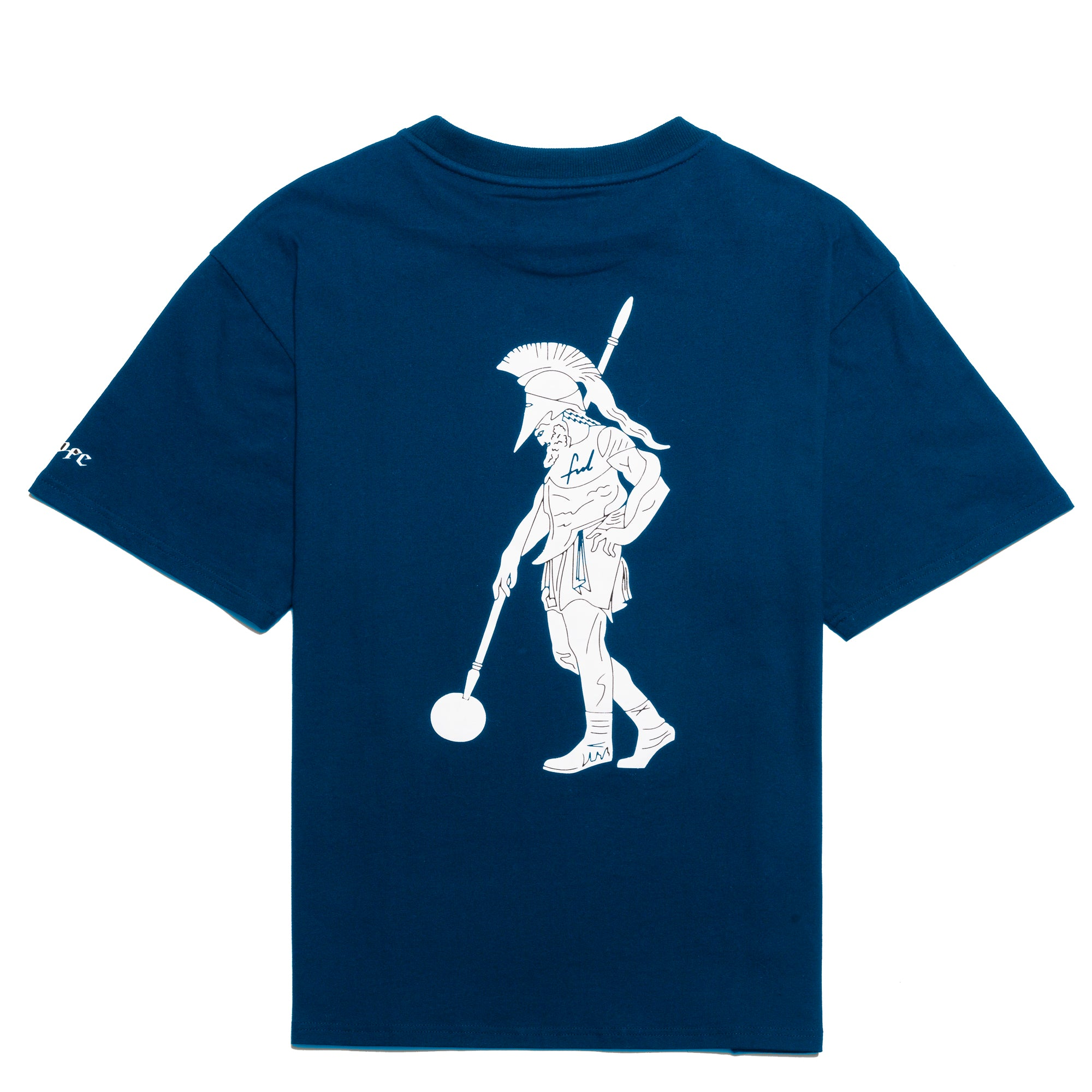 Load image into Gallery viewer, SWFC FNL Warrior T-shirt / Navy