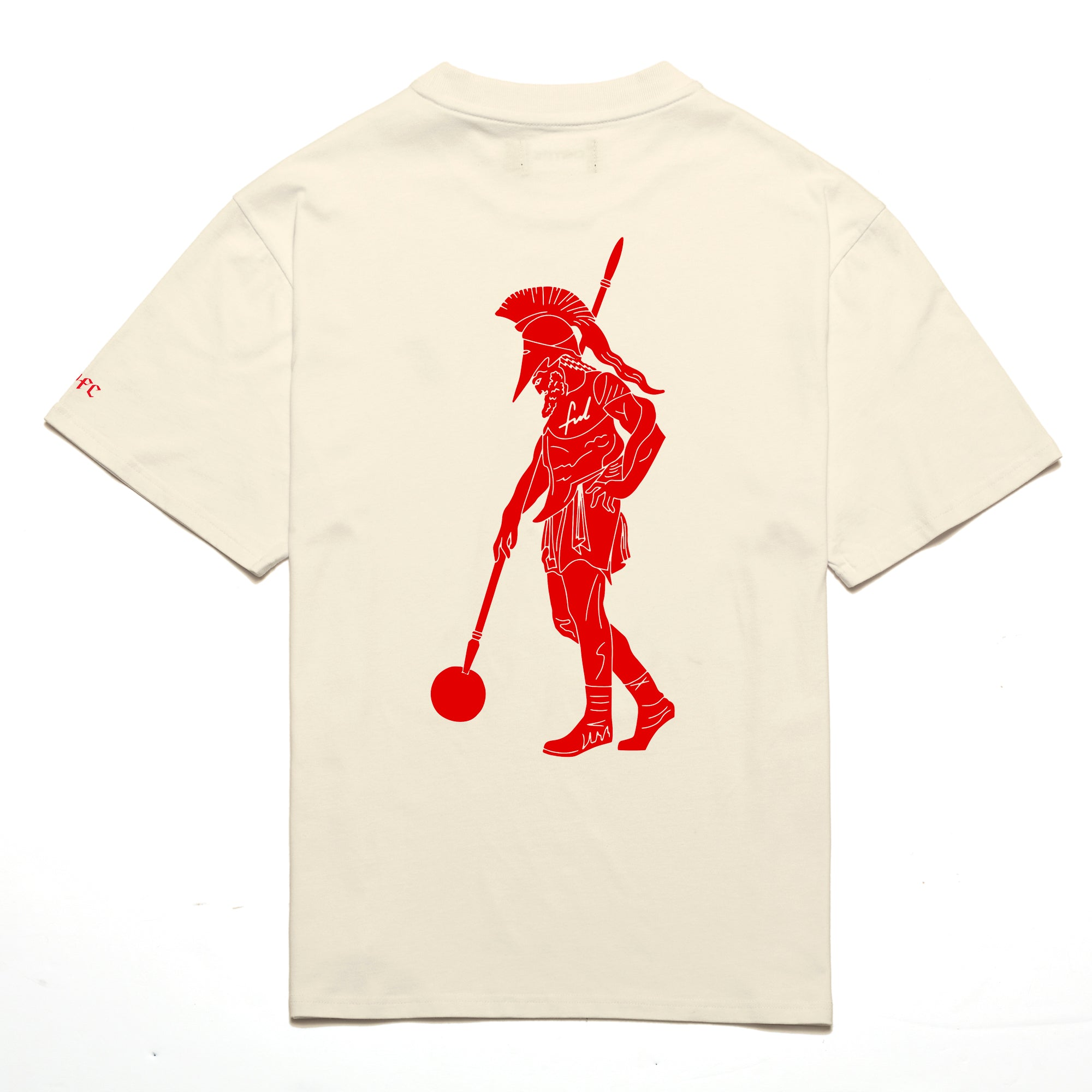 Load image into Gallery viewer, SWFC FNL Warrior T-shirt / Cream