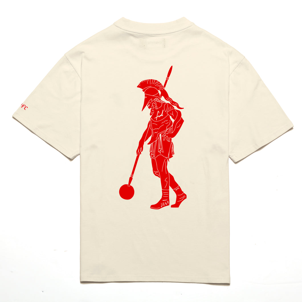 SWFC FNL Warrior T-shirt / Cream