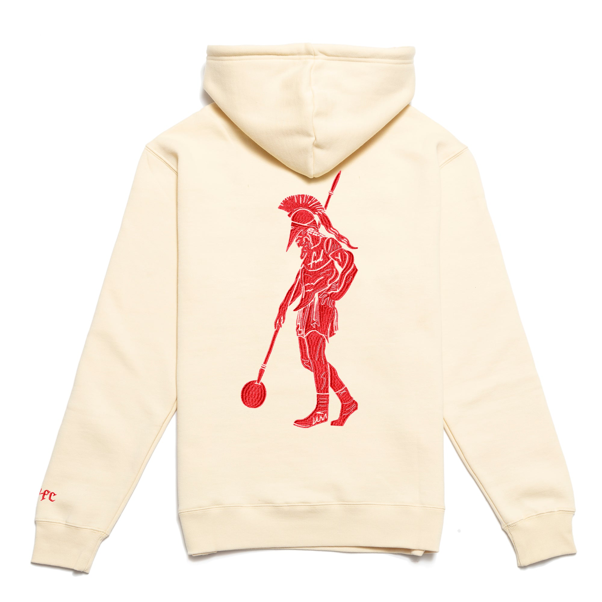 Load image into Gallery viewer, SWFC FNL Warrior Hoodie / Cream