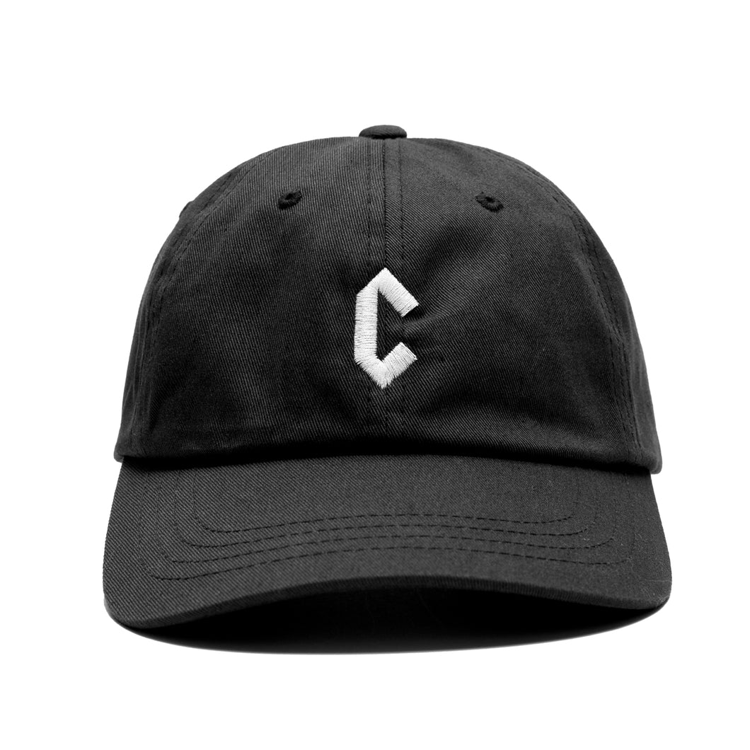 Chrystie Small C Logo Hat