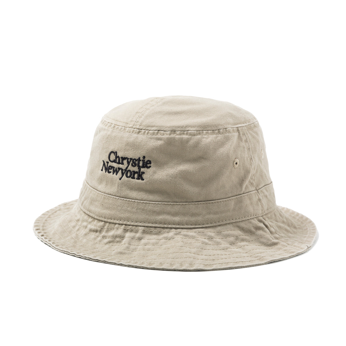Load image into Gallery viewer, Chrystie Classic Logo Bucket Hat
