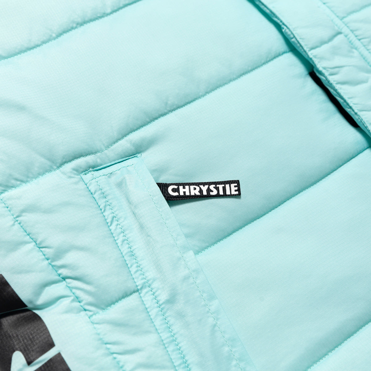 Load image into Gallery viewer, Chrystie OG Logo Puffer Vest