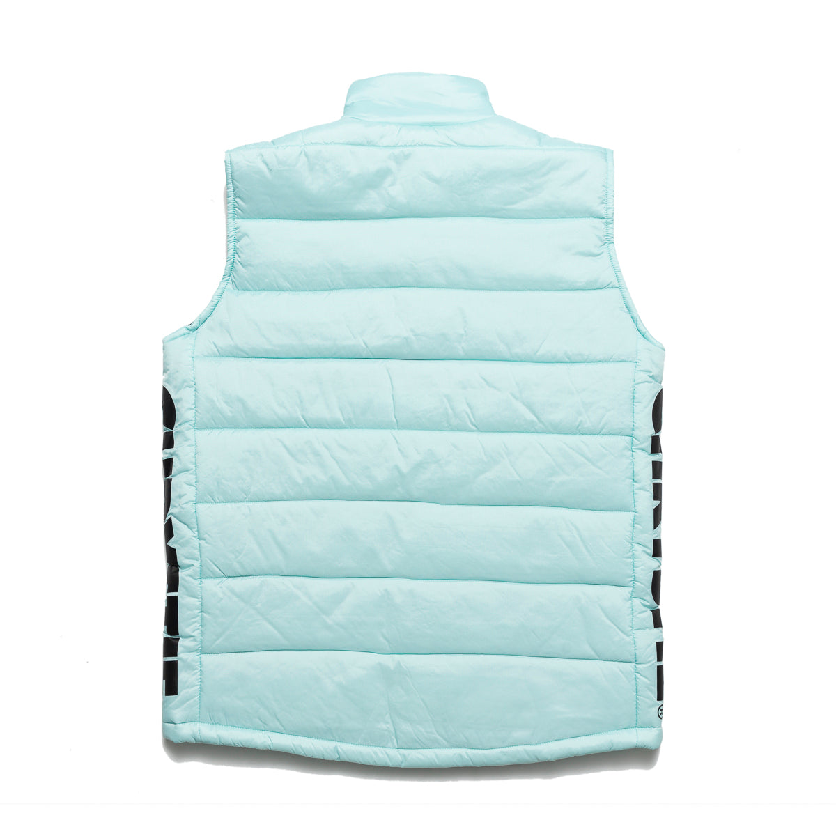 Load image into Gallery viewer, Chrystie OG Logo Puffer Vest_Black