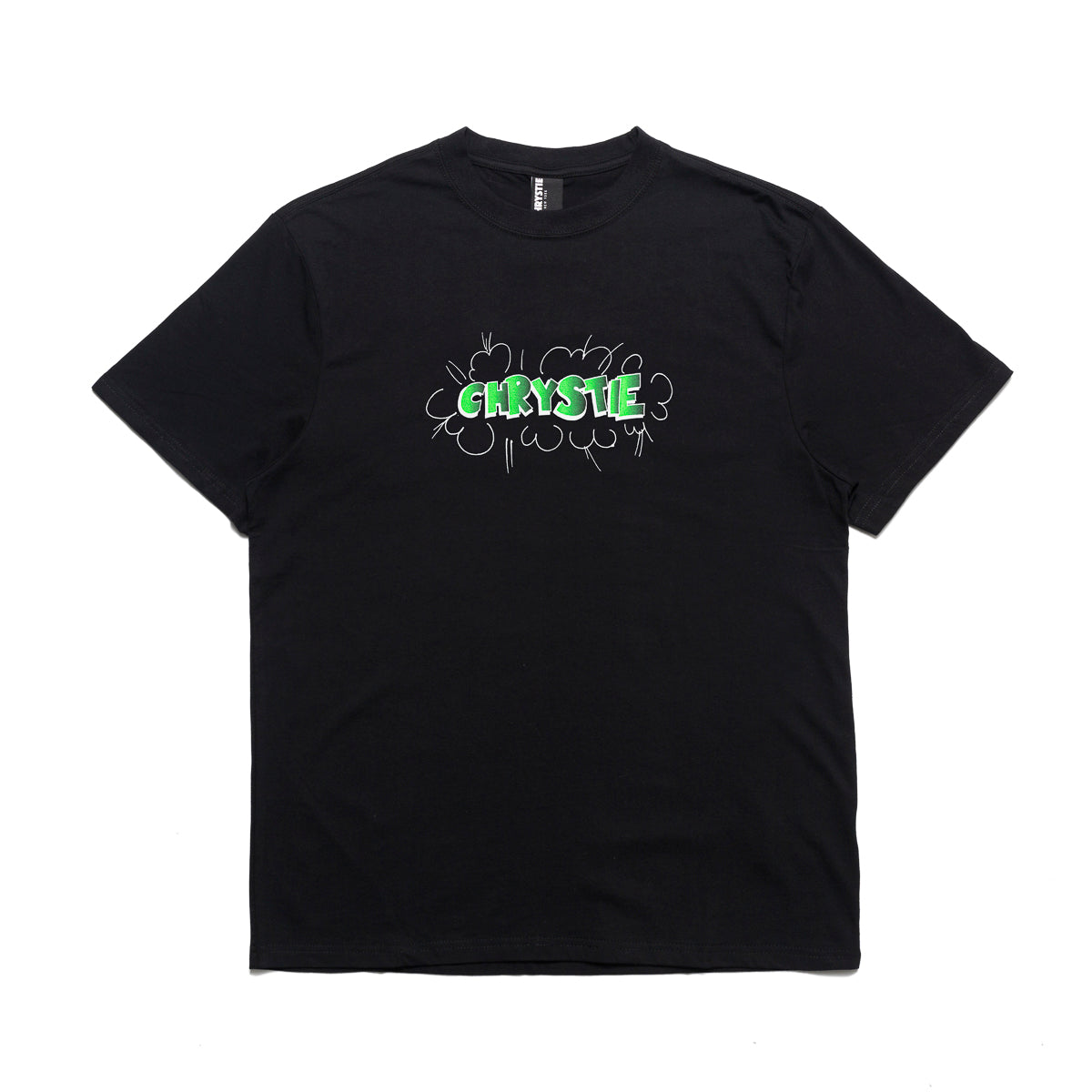 Load image into Gallery viewer, Ruscha logo T-shirts_Black