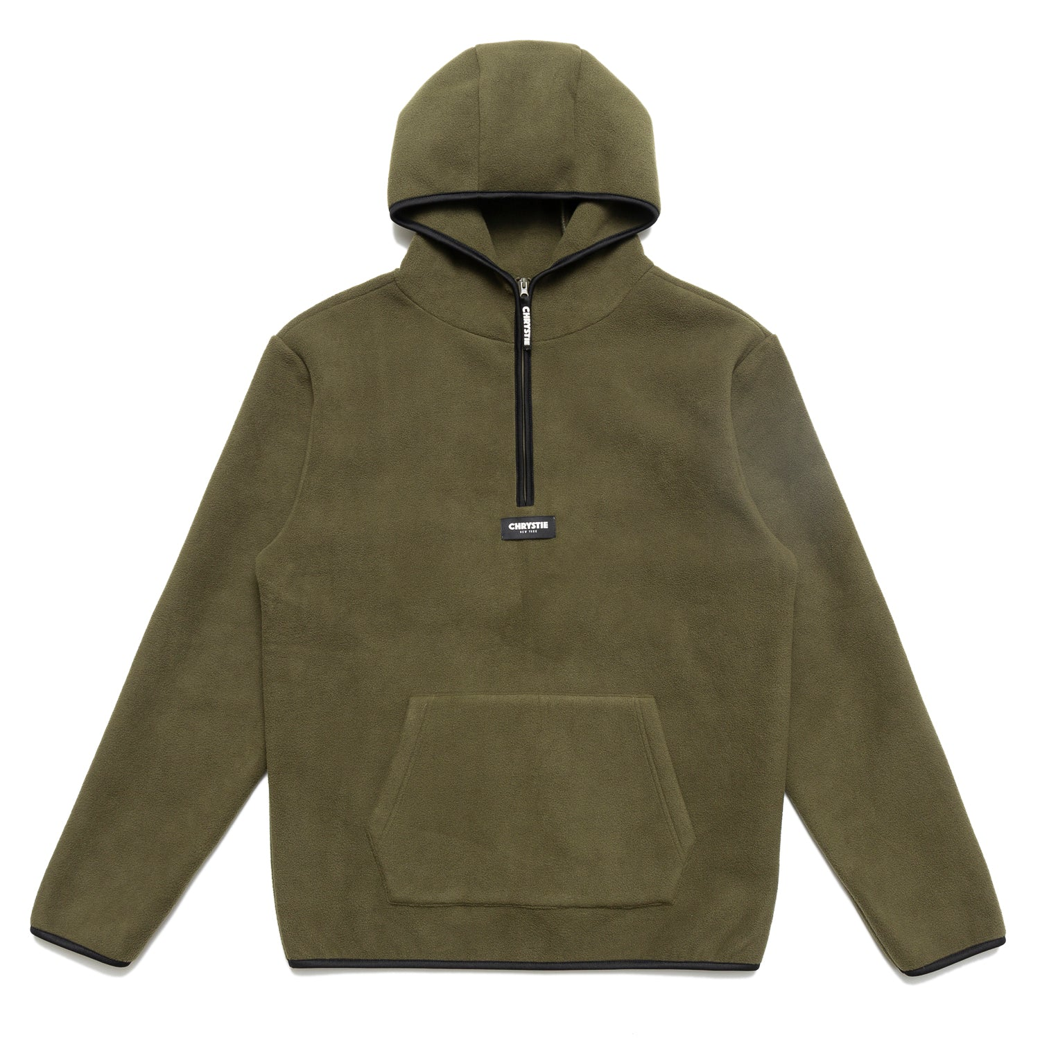 Load image into Gallery viewer, Chrystie OG Logo Polar Fleece Pullover Hoodie