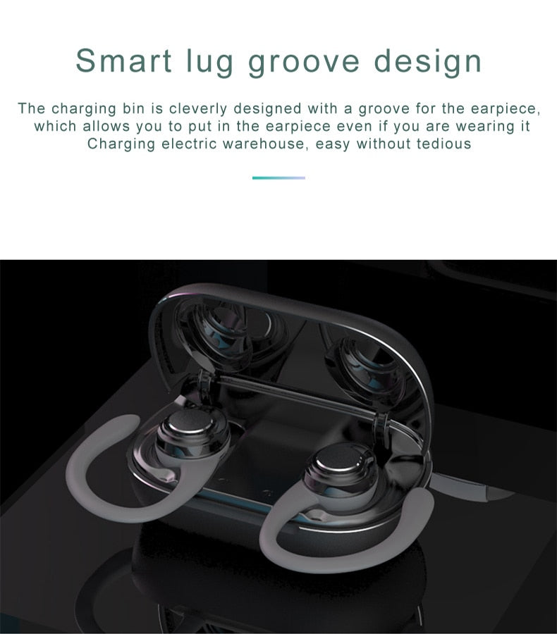 SmartAudio™ UV 2.0 Wireless Earbuds