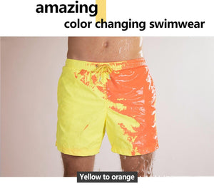 Multi-shorts™️ Color Changing Swimwear