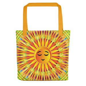 Happy Sunrise Tote bag