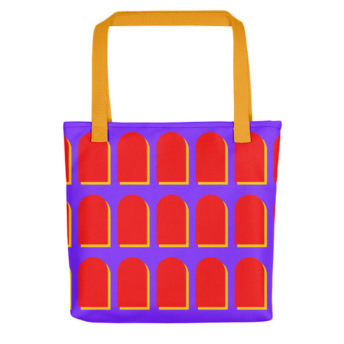 Red & Blue Tote-asseum