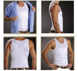 Men's Body Slimming Vest ,slim - Gym Beast Mode