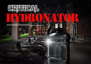 Critical Hydronator - 2.2L Capacity All Day Hydration System