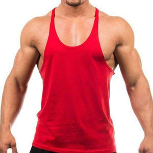 Men's Tank Top for Bodybuilding - High Quality ,Tank top - Gym Beast Mode