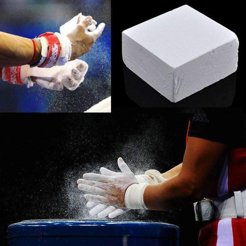 Carbonate Chalk Anti-Slip for Weightlifting ,chalk - Gym Beast Mode