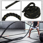 Battle Rope - Undulation Training Device - Critical Muscle