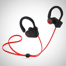 WIRELESS SPORTS WATERPROOF BLUETOOTH EARPHONES ,earphone - Gym Beast Mode
