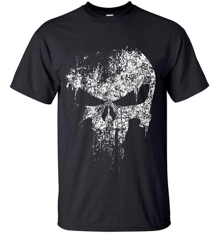 Punisher Skull Tshirt 2017 ,Tshirt - Gym Beast Mode
