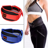 Dynamic Nylon Heavy Duty Weightlifting Belt - Critical Muscle