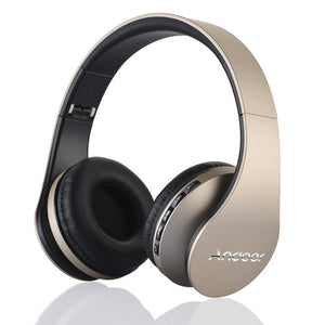 4 in 1 Multifunctional Stereo Bluetooth 4.1+EDR Headphones - Critical Muscle