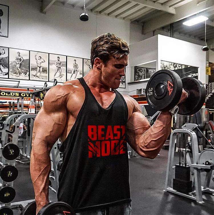 Beast Mode Bodybuilding Tank Top ,tank top - Gym Beast Mode