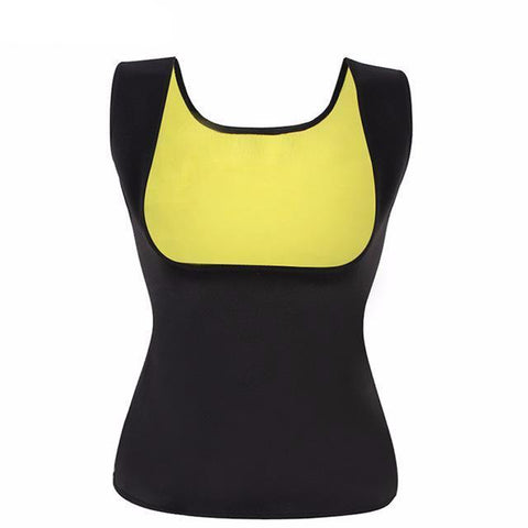 Slimming Sweat Vest For Shapewear and Weight Loss ,slim belt - Gym Beast Mode