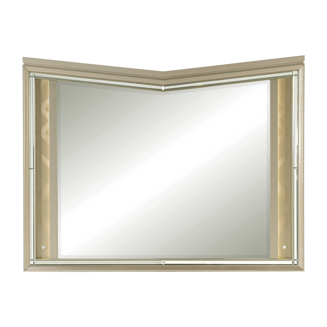 1522-6 Mirror with LED Lighting