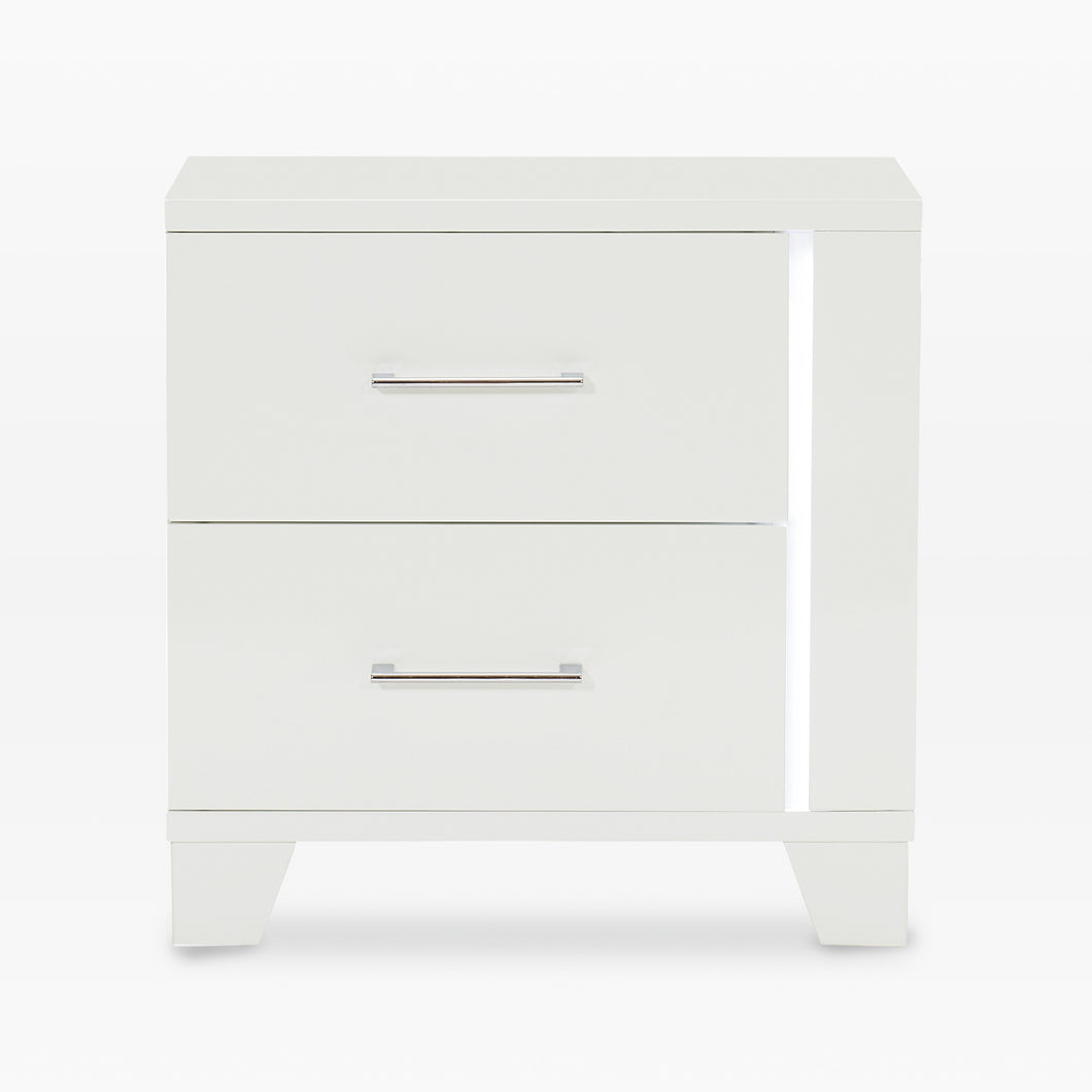 1678W-4 Night Stand, LED Lighting