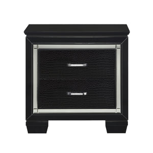 1916BK-4 Night Stand, LED Lighting