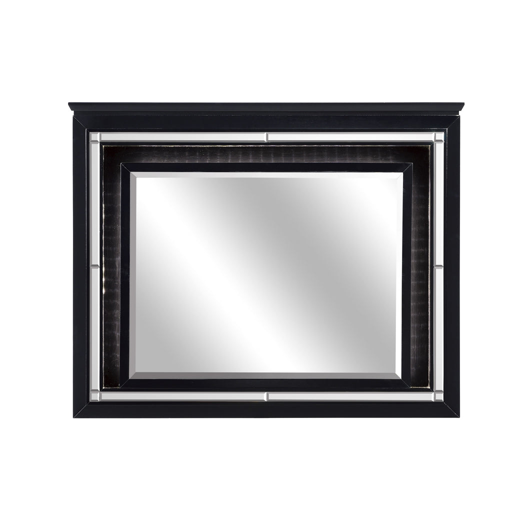 1916BK-6 Mirror, LED Lighting