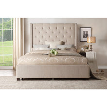 5877BE-1* Queen Platform Bed