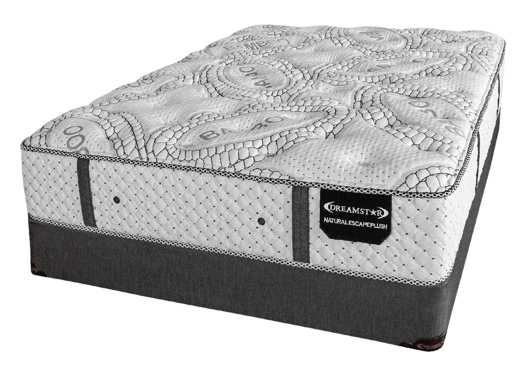 Natural Escape Plush Mattress
