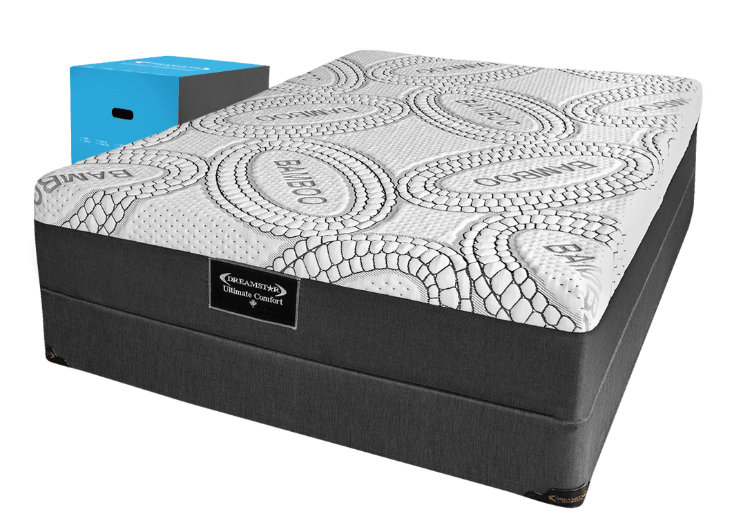Ultimate Comfort Gel Plush Mattress