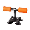 Adjustable Sit-up Exercise Bar Self-Suction Equipment Helper Core Trainer