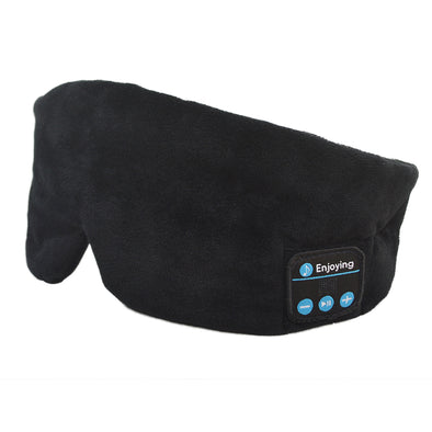 Bluetooth Sleeping Eye Mask Blindfold Wireless Music Headphones Eye Cover Mask