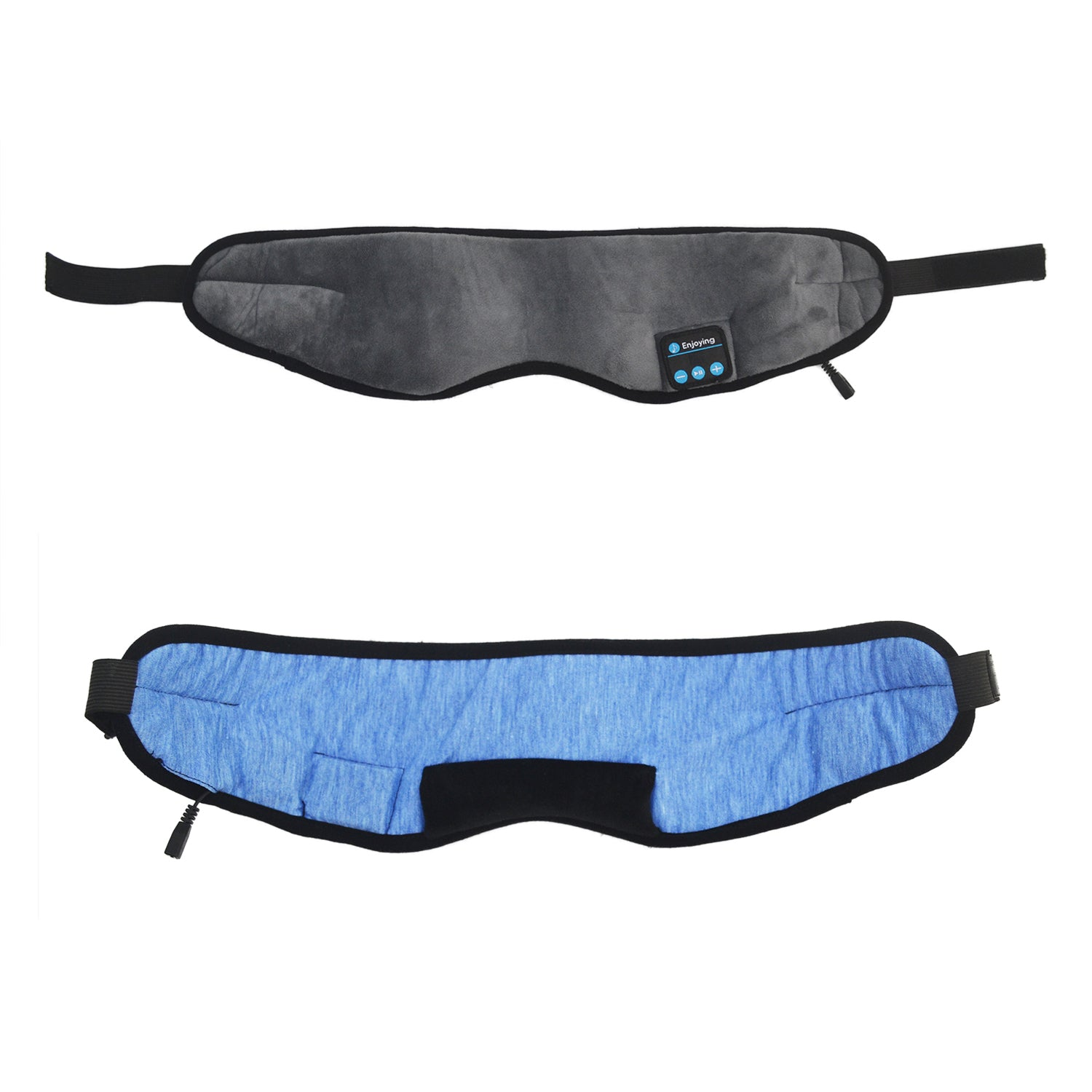 1cc768f5f Bluetooth Sleeping Eye Mask Headphones Blindfold Music Sleep Eye Shades  Headset